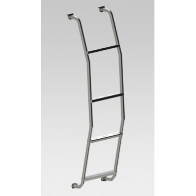 Part No. G10101 - Rear Van Door Ladder for Chevy/GMC Vans