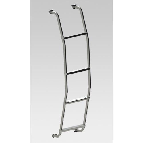 G10101 - Rear Van Door Ladder for Chevy/GMC Vans  sc 1 st  Topper Manufacturing & Rear Door Van Ladders / Zinc Plated Rear Door Ladders