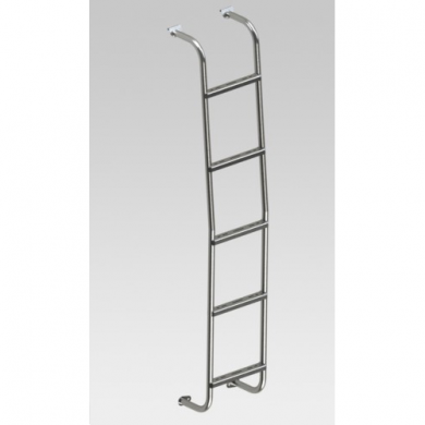 Part No. SL0106 - Rear Door Ladder for Sprinter 2006 and Earlier Low Roof Van