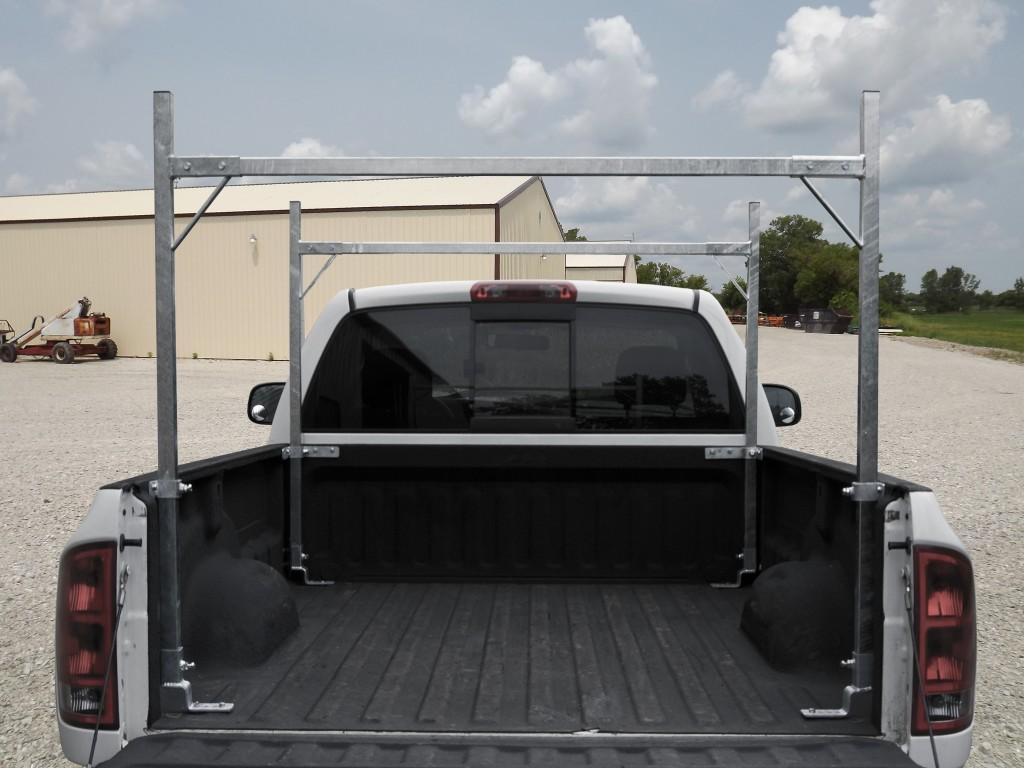Topper Galvanized Steel Truck Racks Topper Truck Racks