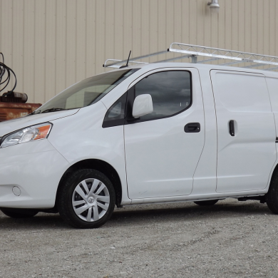 Topper Rack for a Nissan NV200 Van