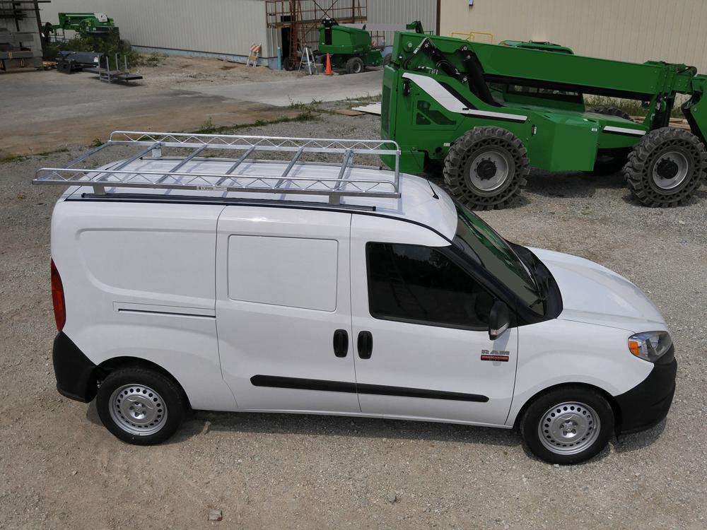 Topper Rack For Dodge ProMaster City Express Van