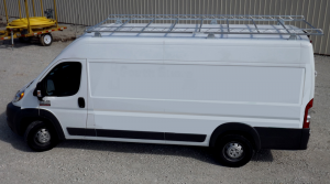 Topper Rack for a Dodge ProMaster Van