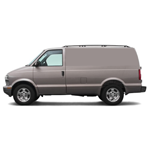 Astro Mini Van Image for Topper Manufacturing Part No
