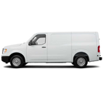 Nissan NV Van Image for Topper Manufacturing Part No