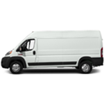 ProMaster Van Image for Topper Manufacturing Part No