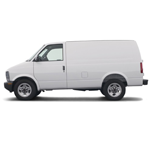 Safari Mini Van Image for Topper Manufacturing Part No