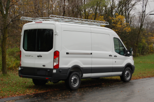 Topper Van Rack for the 2015 Ford Transit High Roof Van