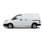 Chevy City Express Van Image for Topper Manufacturing Part No