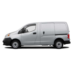 Nissan NV 200 VanImage for Topper Manufacturing Part No