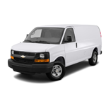 Chevy Express / GMC Savana Van Image for Topper Manufacturing Part No